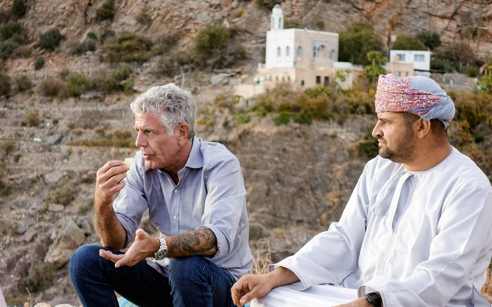 Anthony Bourdain will make you add Oman to your travel bucket list