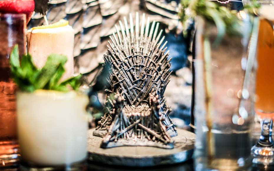 For 'Game of Thrones' Fans, a Pop-up Bar Is Coming
