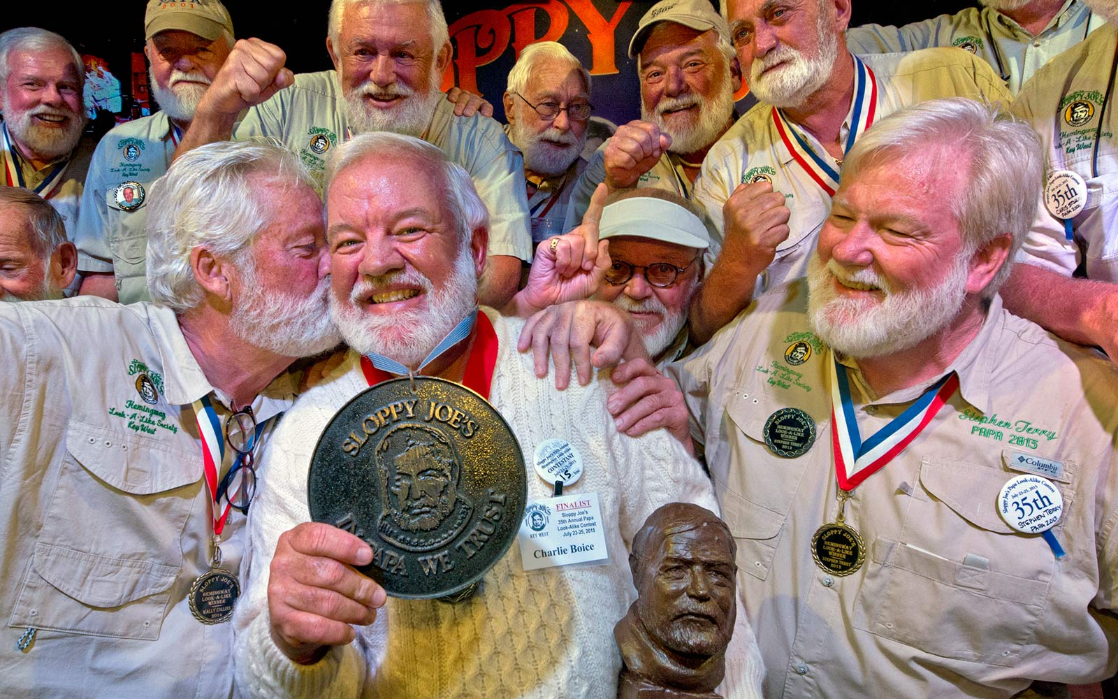 Hemingway Days, Key West, Florida