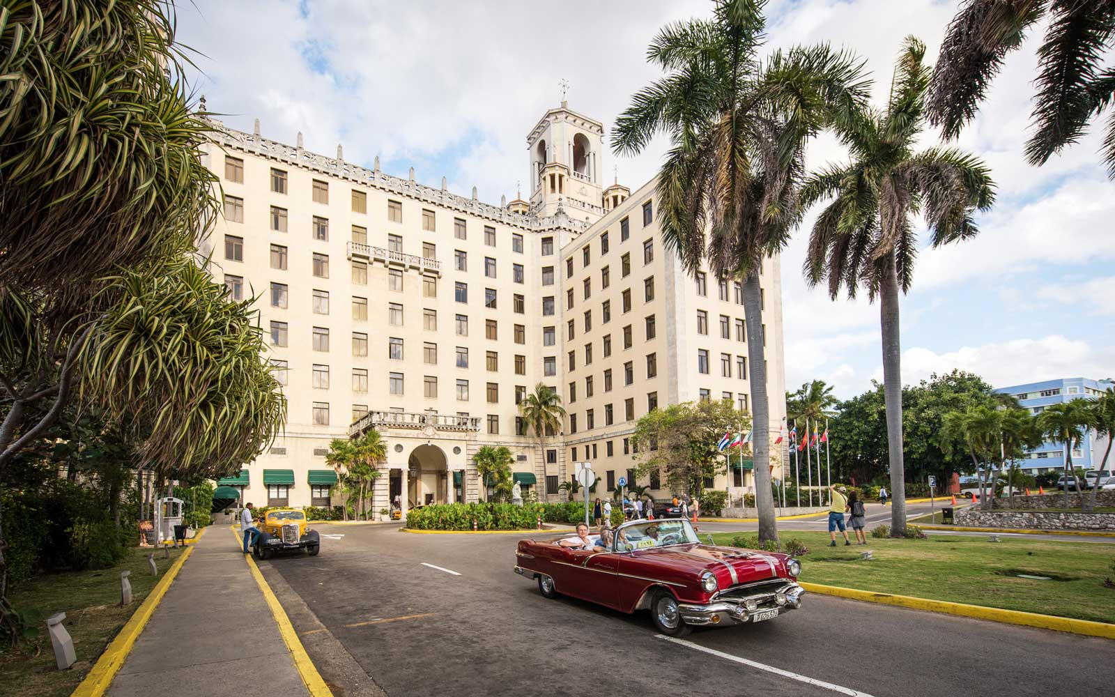 Havana's Famous Hotel Nacional Is Hiding a Secret Cigar Shop