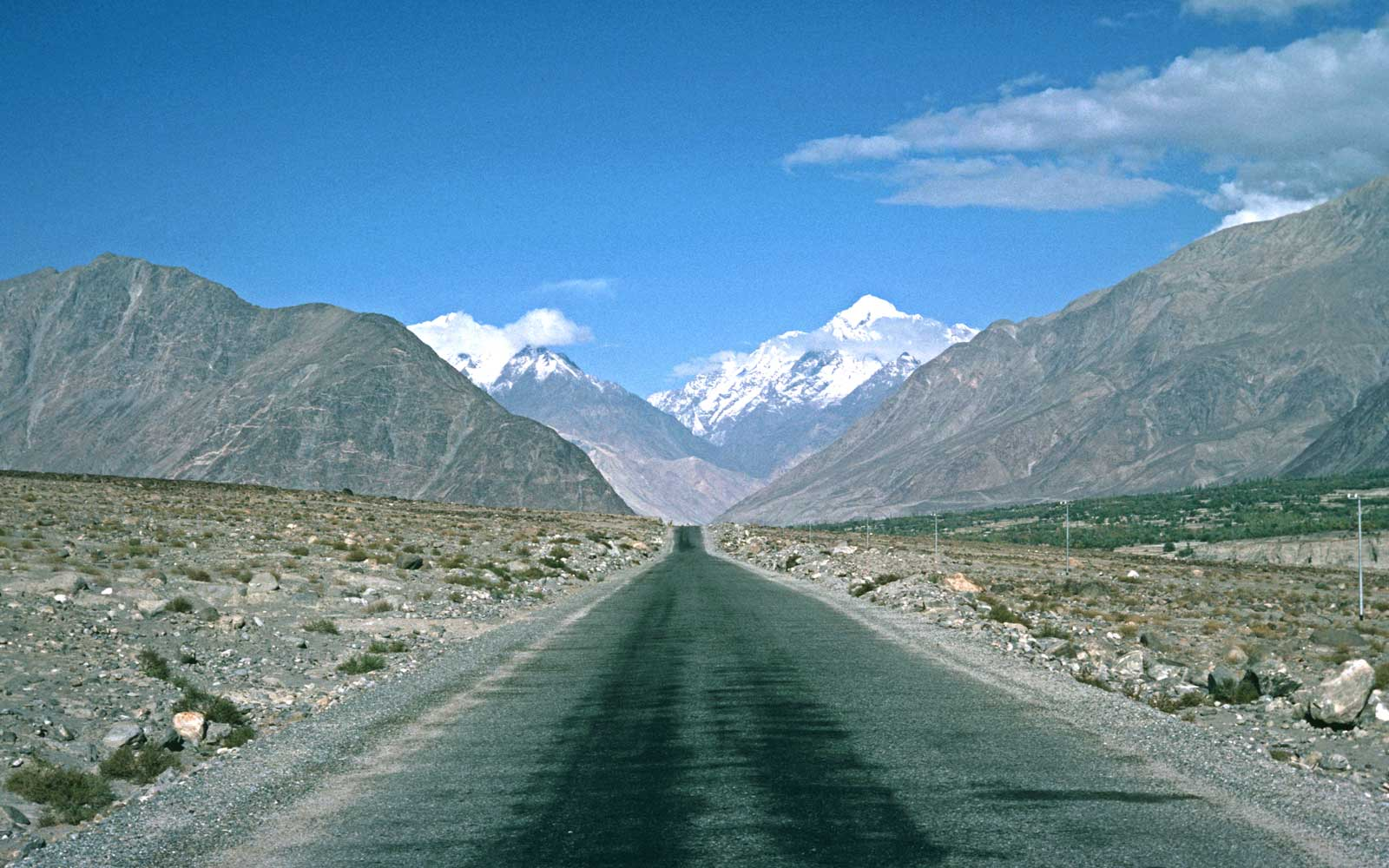 Road trip guide: Conquering the Karakoram Highway