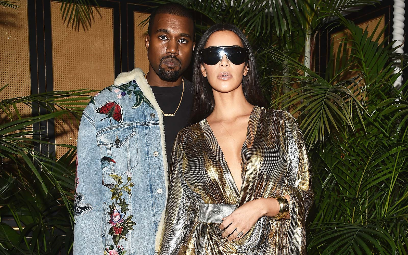Kim Kardashian and Kanye West Secretly Took a Vacation and Nobody Noticed