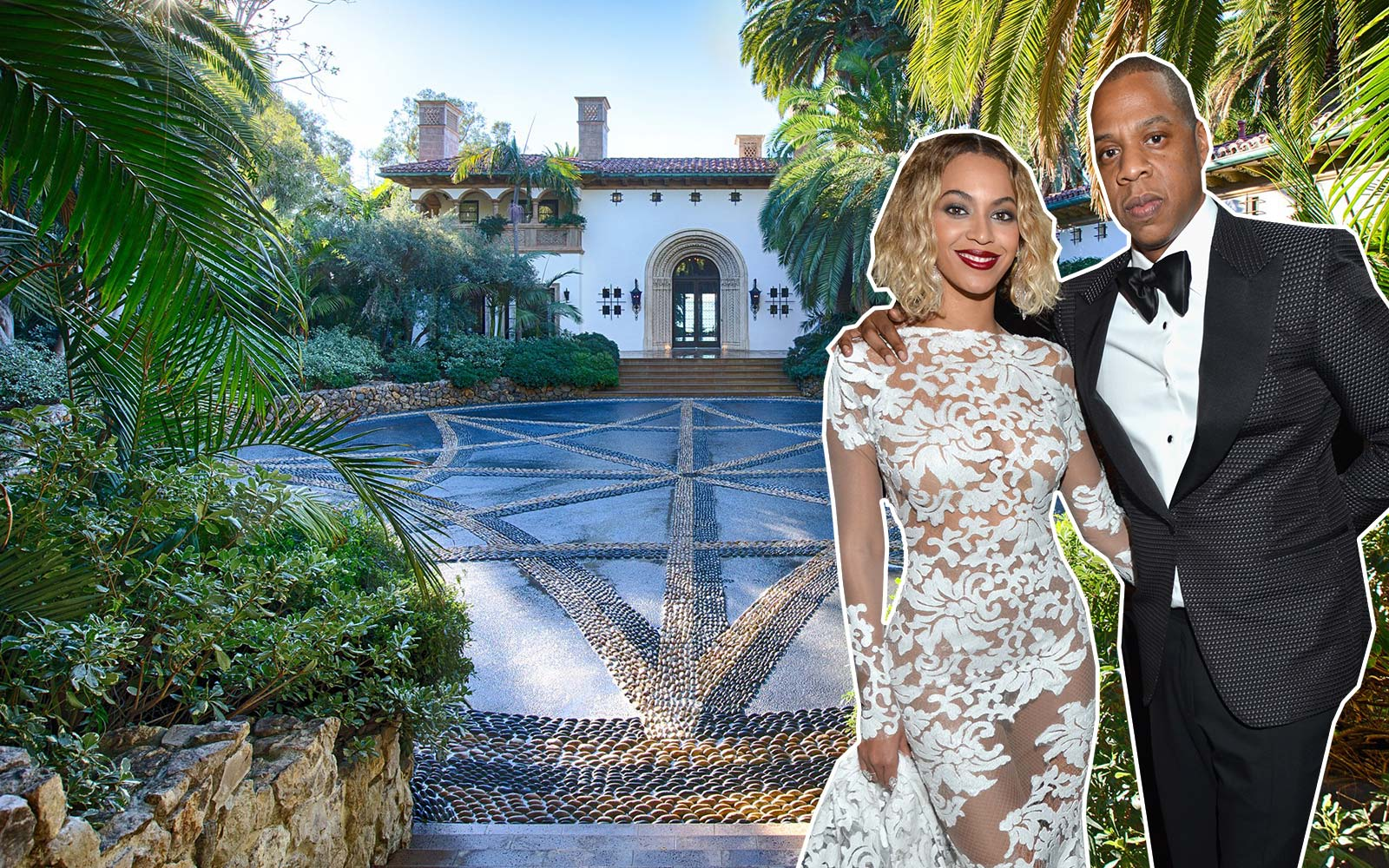 Look Inside the Mansion Beyoncé and JAY-Z Are Renting for $400,000 a Month