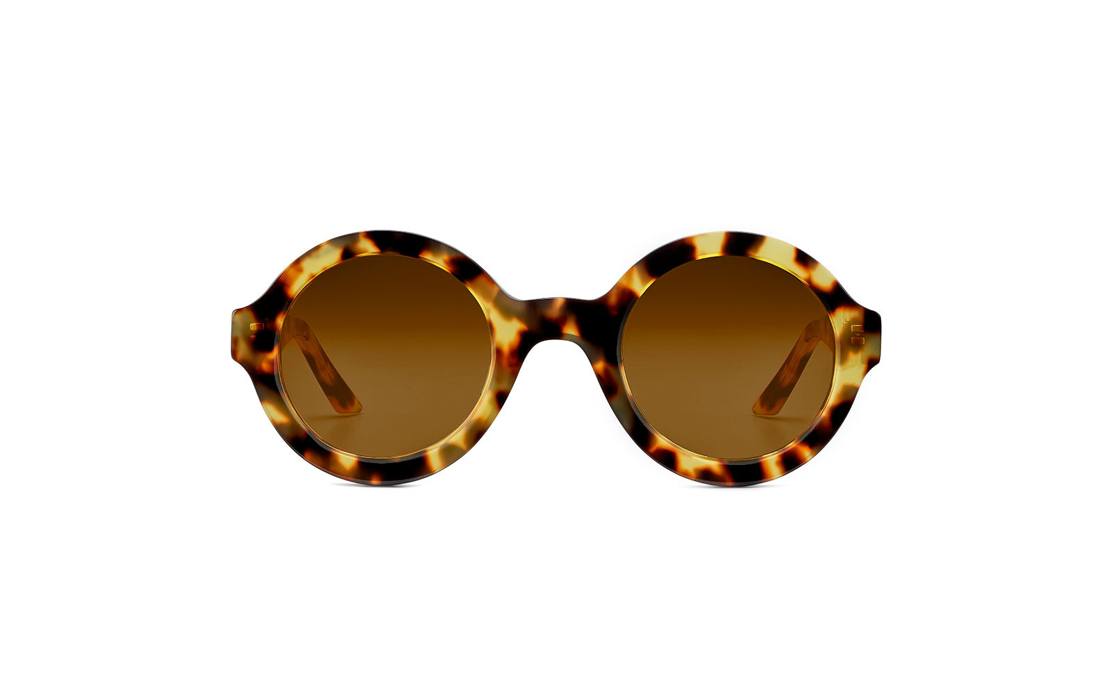 Lowercase Sunglasses, Front View