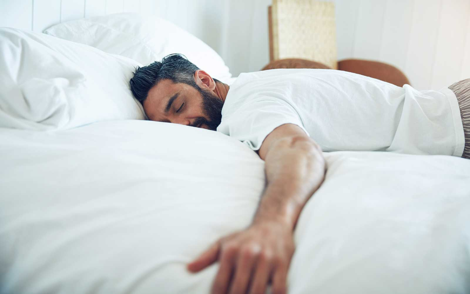 Sleeping in on the weekends could be really bad for you