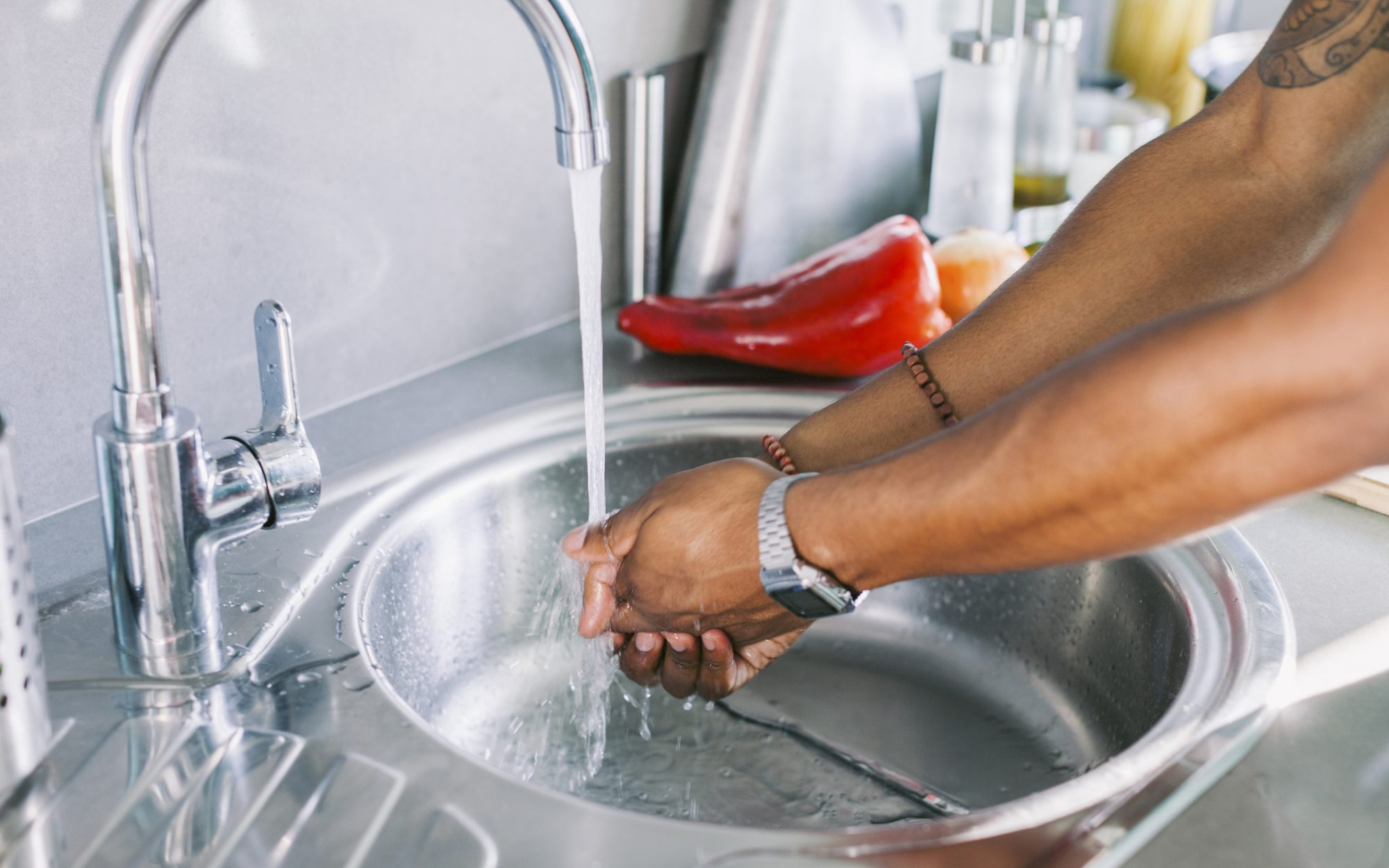 Everything your mother told you about washing your hands is wrong