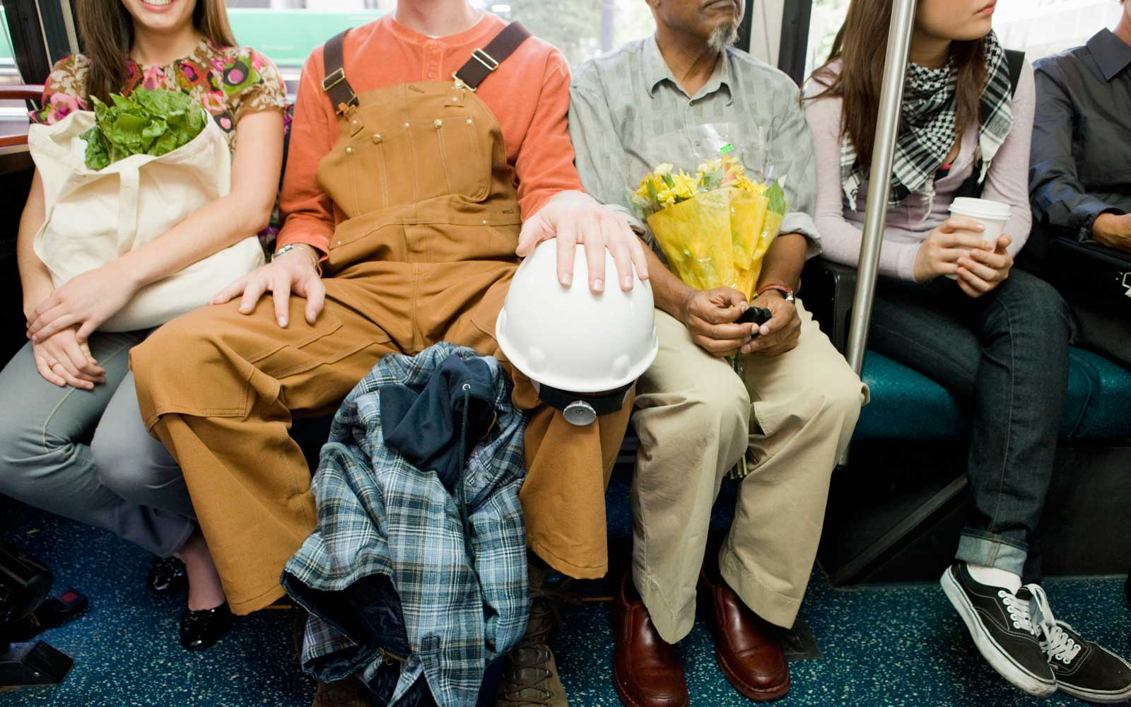 Madrid takes a stand against 'manspreading'