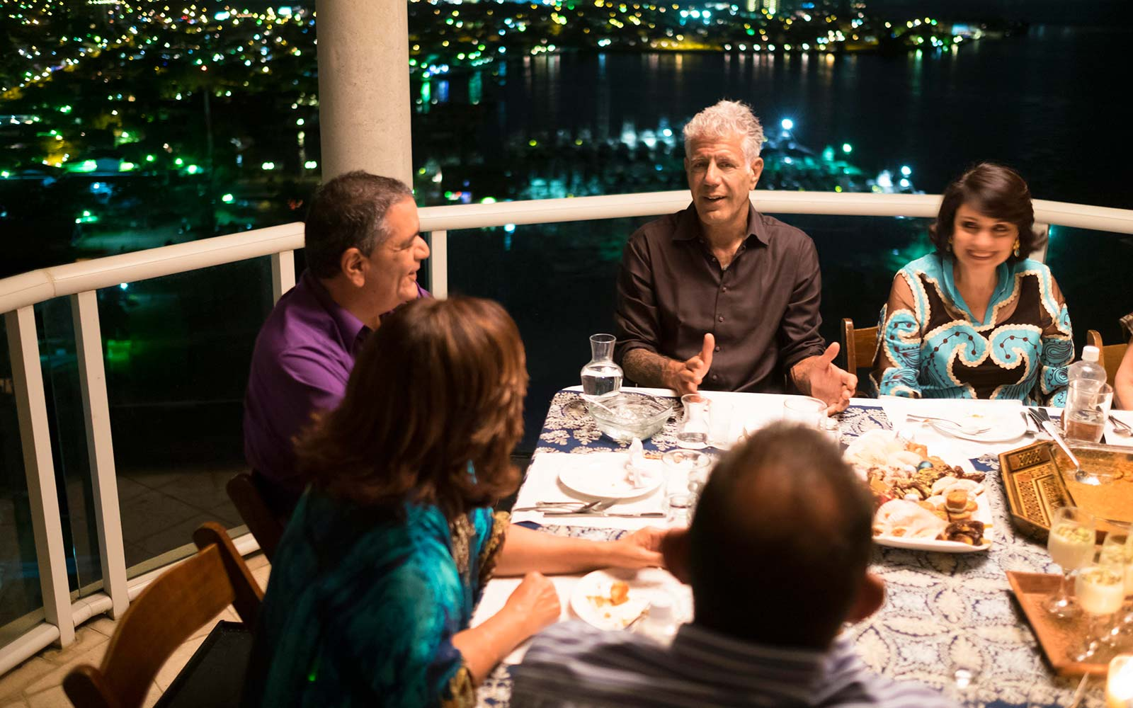Anthony Bourdain explores in Port of Spain, Trinidad Parts Unknown