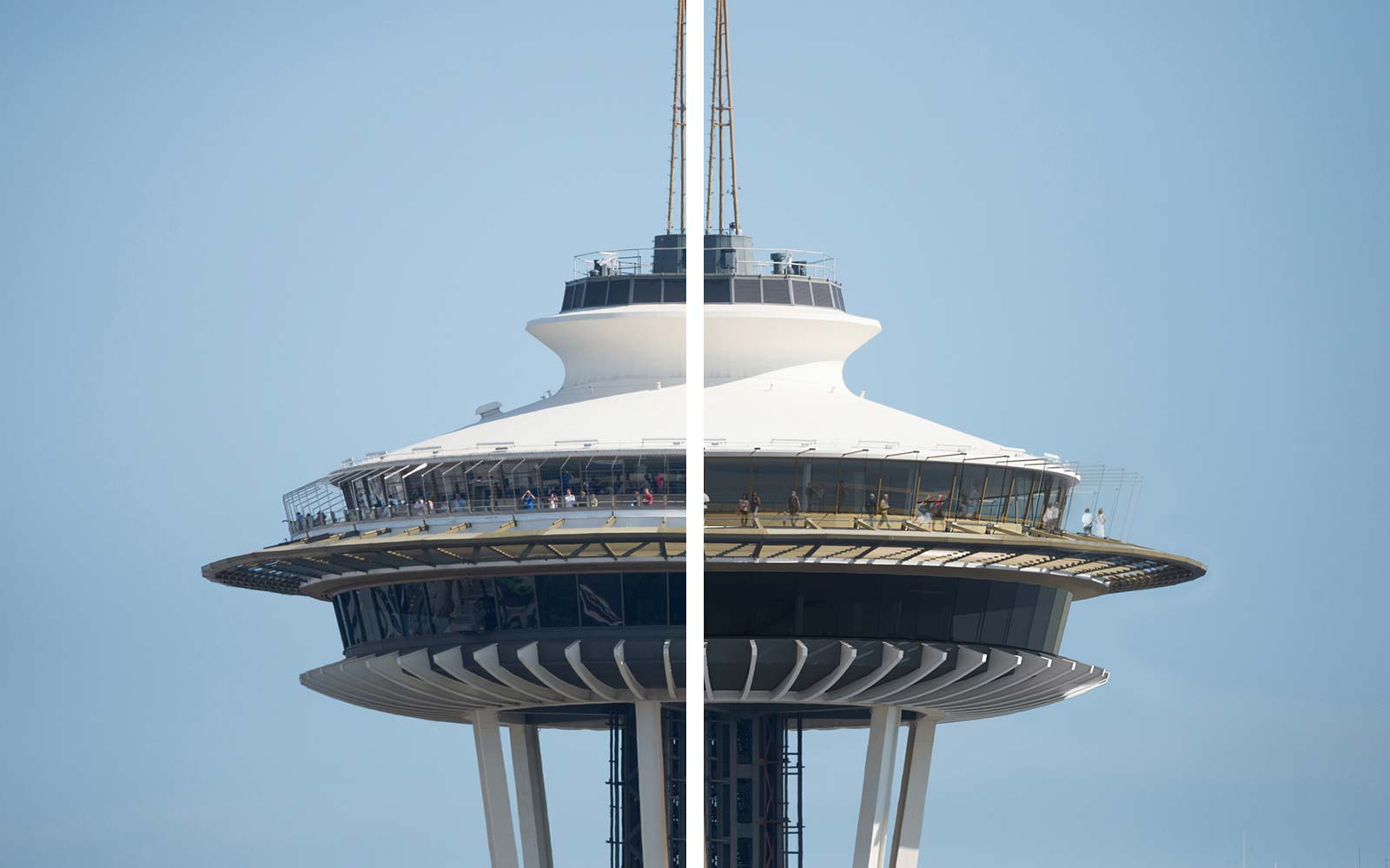 Seattle S Space Needle Is Getting A New Look Travel