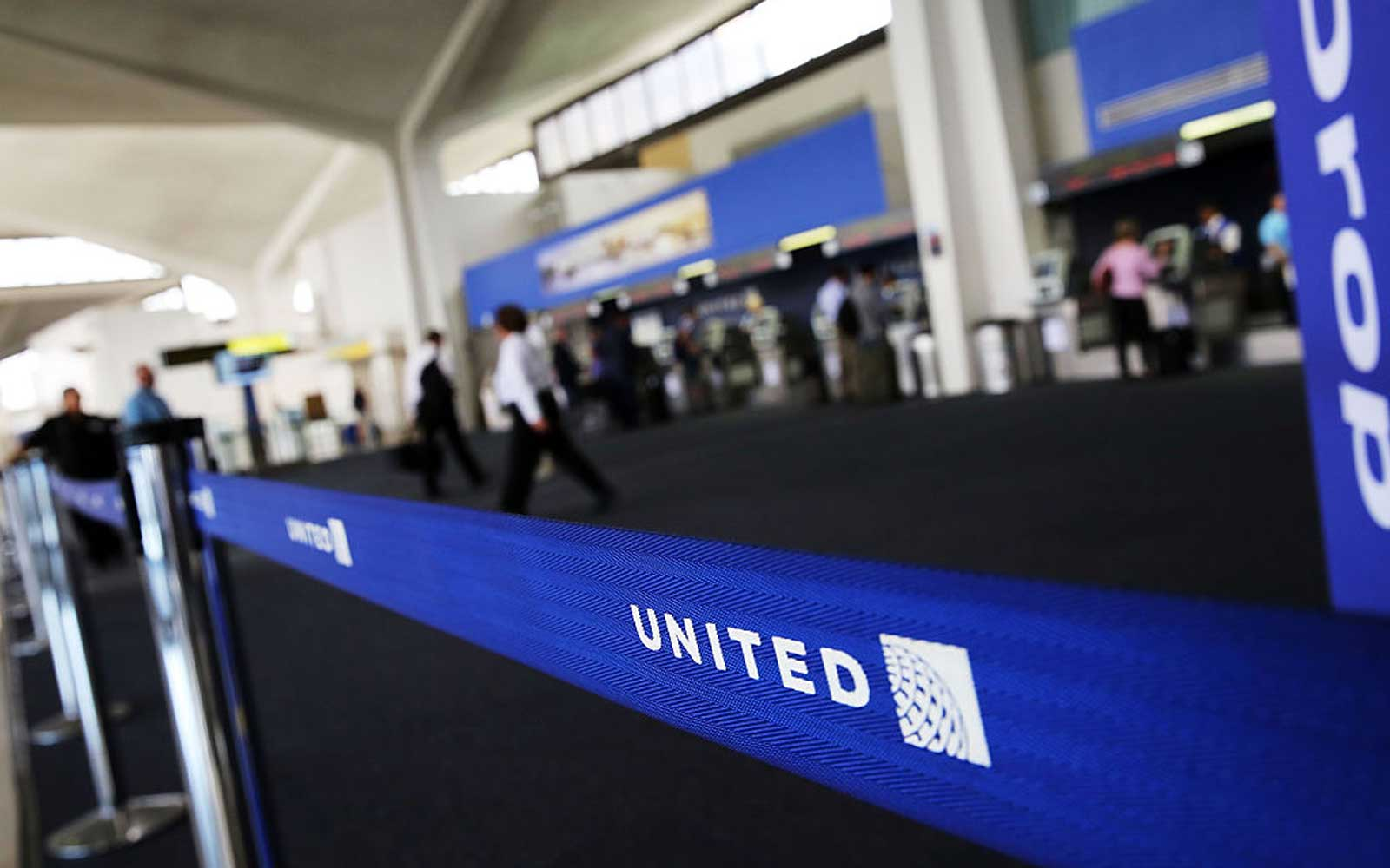 Woman Claims She Was 'Kicked in the Head' by United Airlines Employee