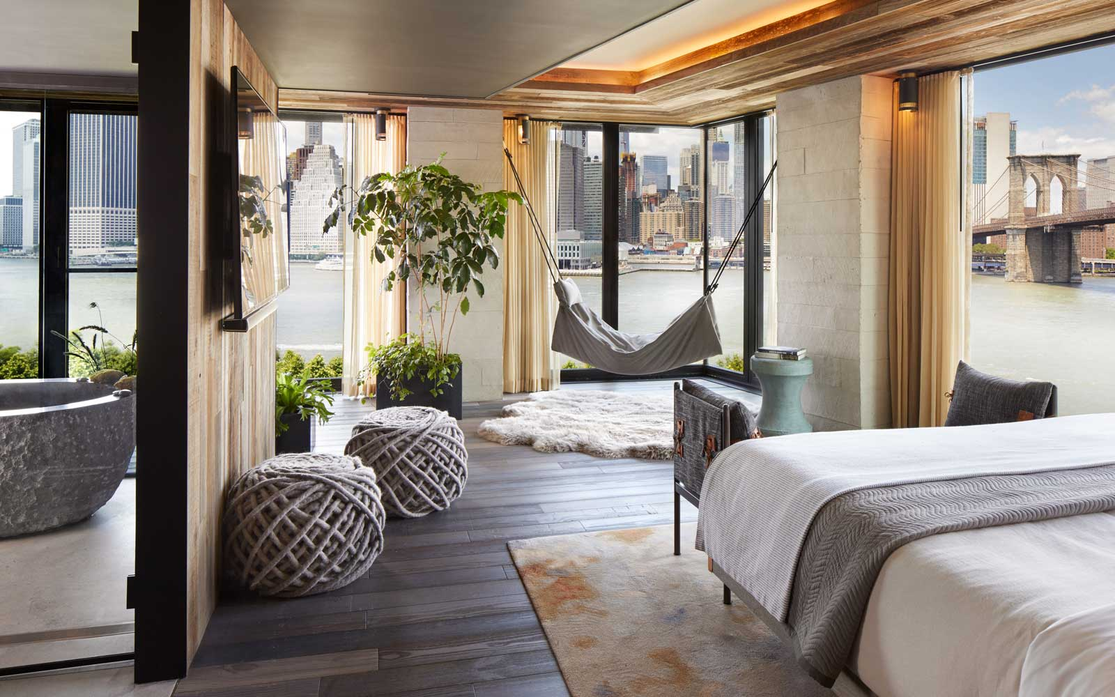 1Hotel Brooklyn Bridge Suite