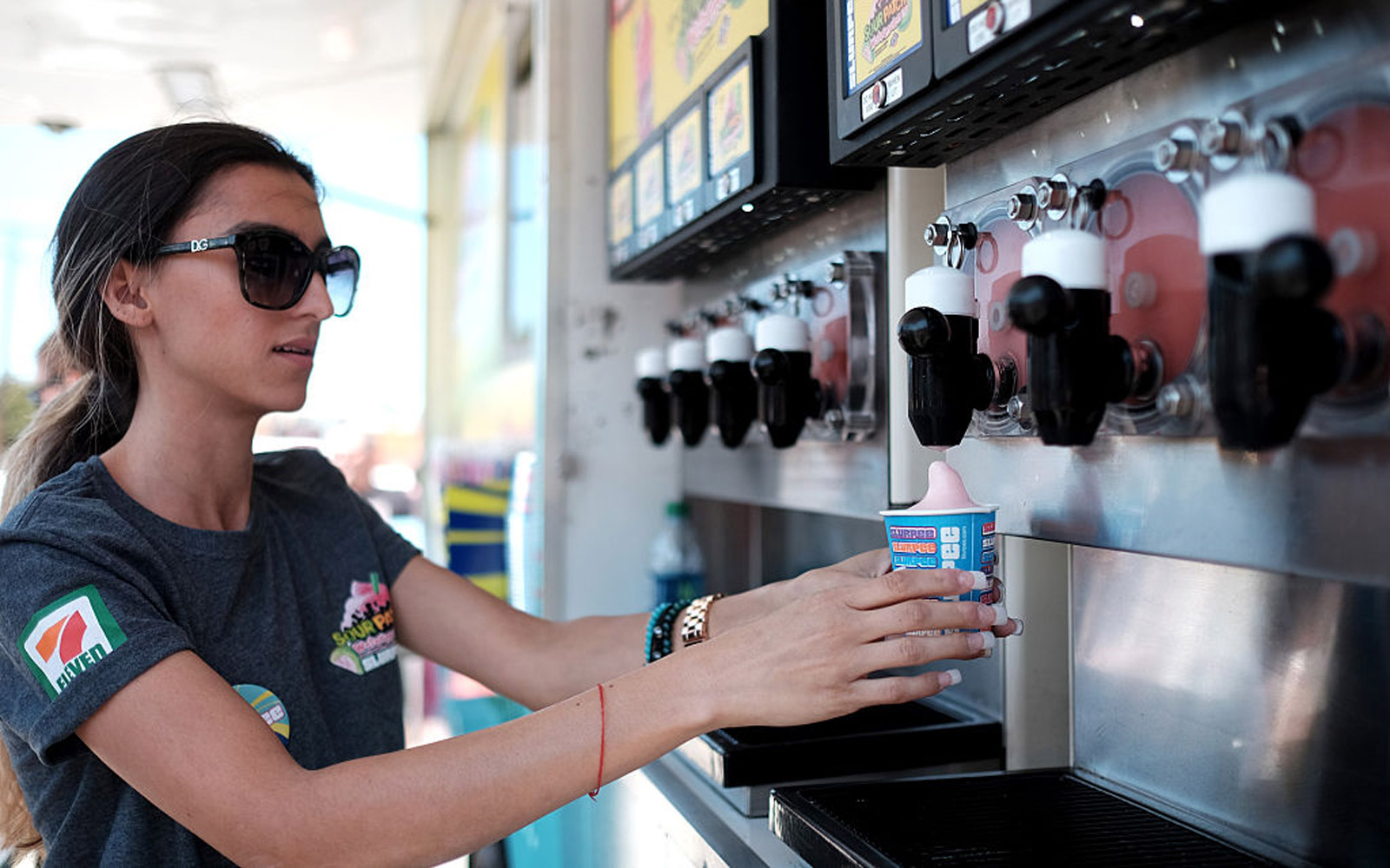 Here's How to Get Free 7-Eleven Slurpees on Tuesday