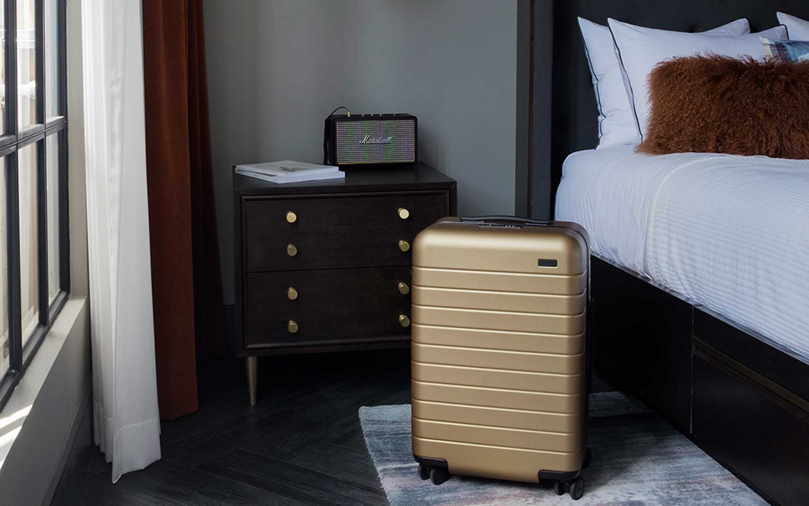 West Elm Is Selling Suitcases for a Limited Time Only
