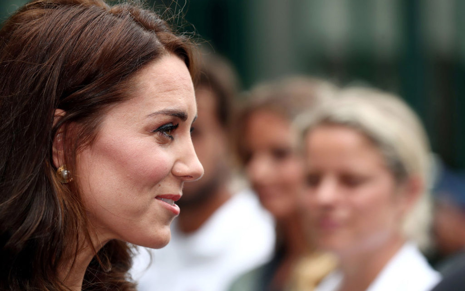 Check Out Princess Kate's New Short Hair From Every Angle