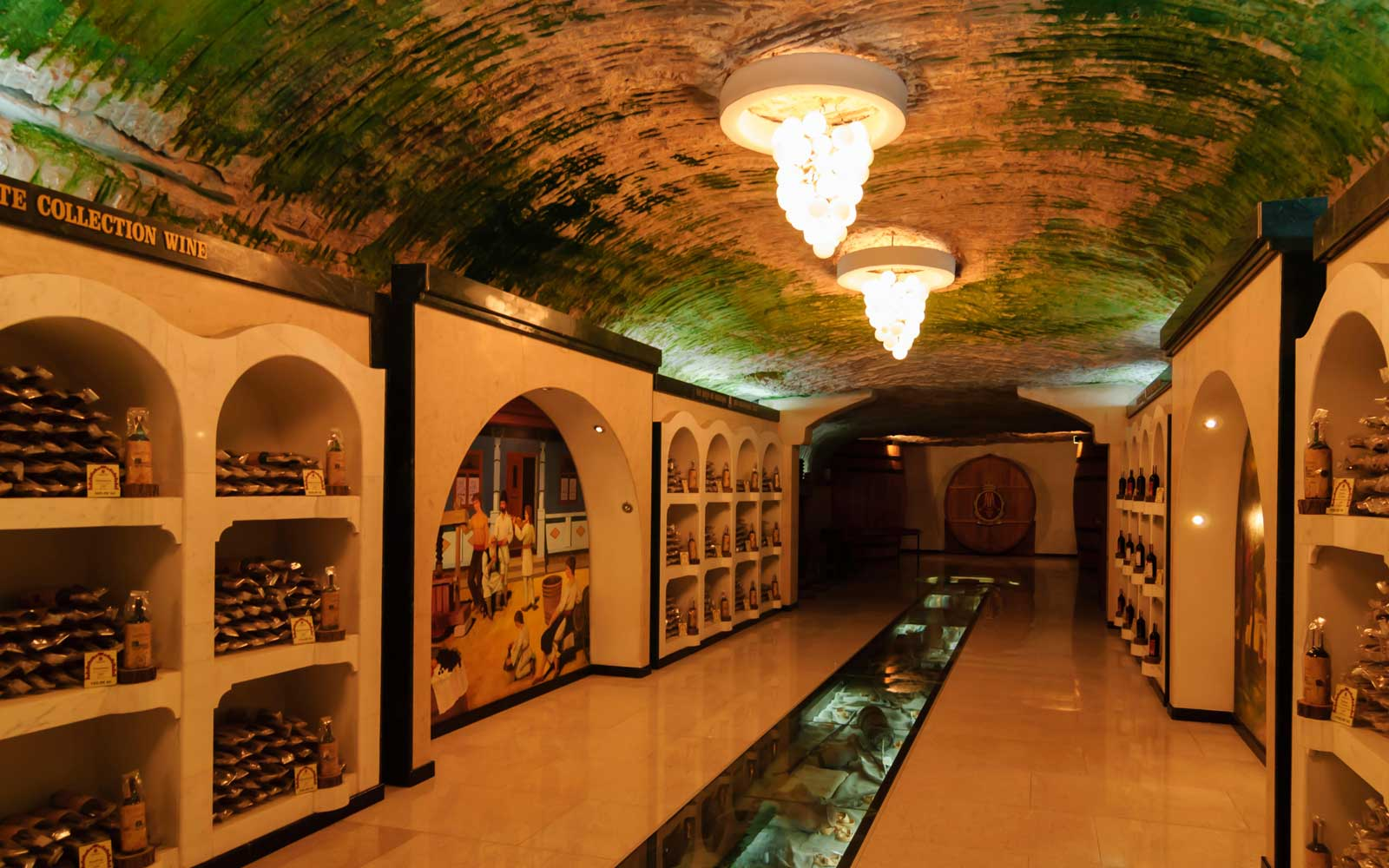 Moldova's 'Underground Wine City' Is Home to 1.5 Million Bottles
