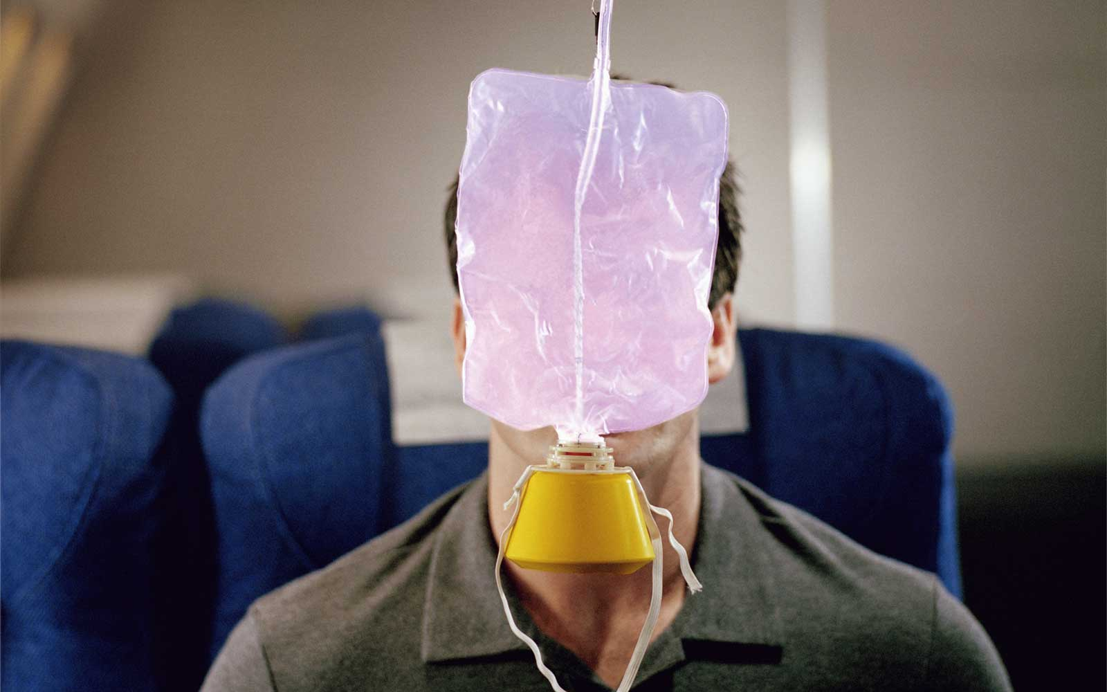 How Much Time You Have to Get Your Oxygen Mask On