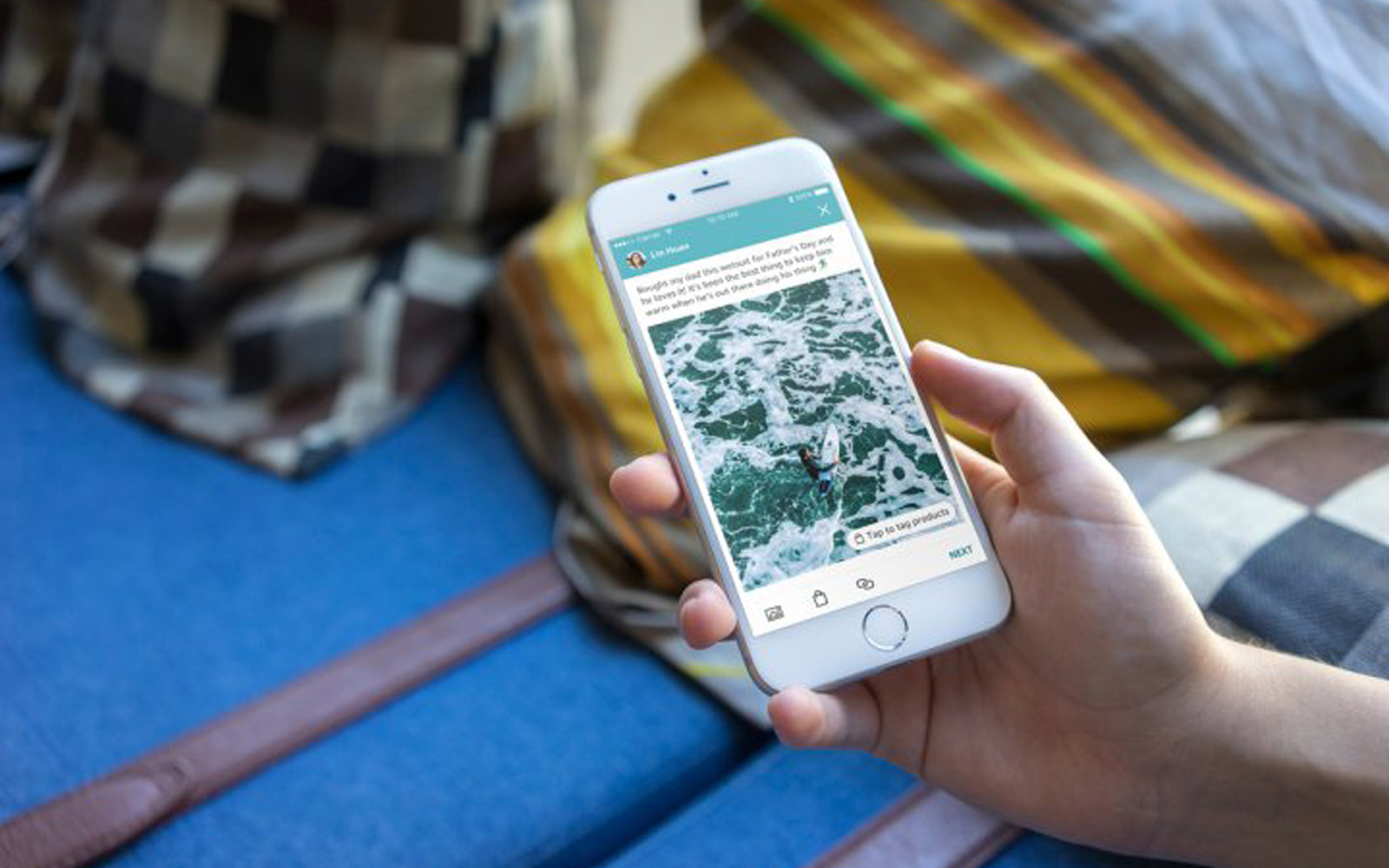 Amazon Spark Lets You Shop a Curated Feed of Stories and Images