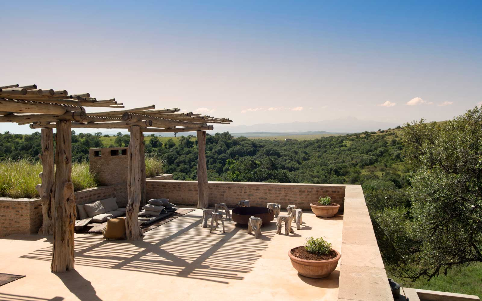 This Incredible Private Safari Lodge Is Now Available to Rent