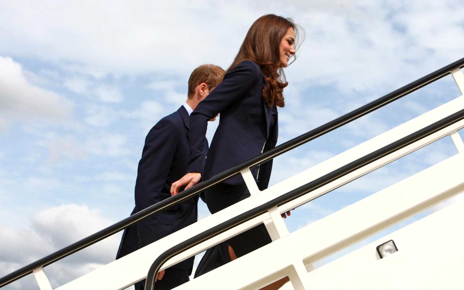 9 Easy Tips for Stealing Kate Middleton's Effortless Travel Style