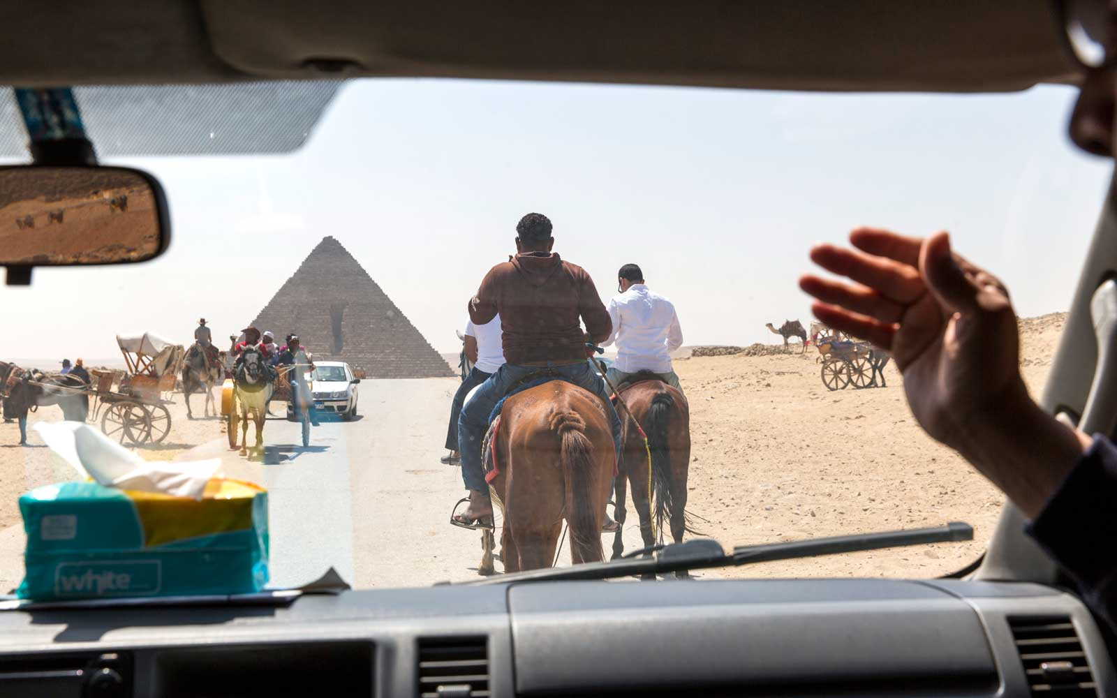 Taxis in Egypt