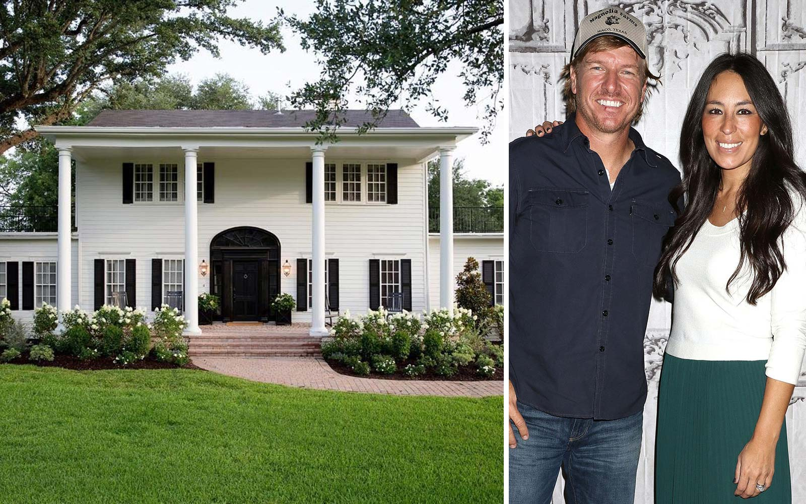 Chip and Joanna Gaines Just Revealed a New Rental Property