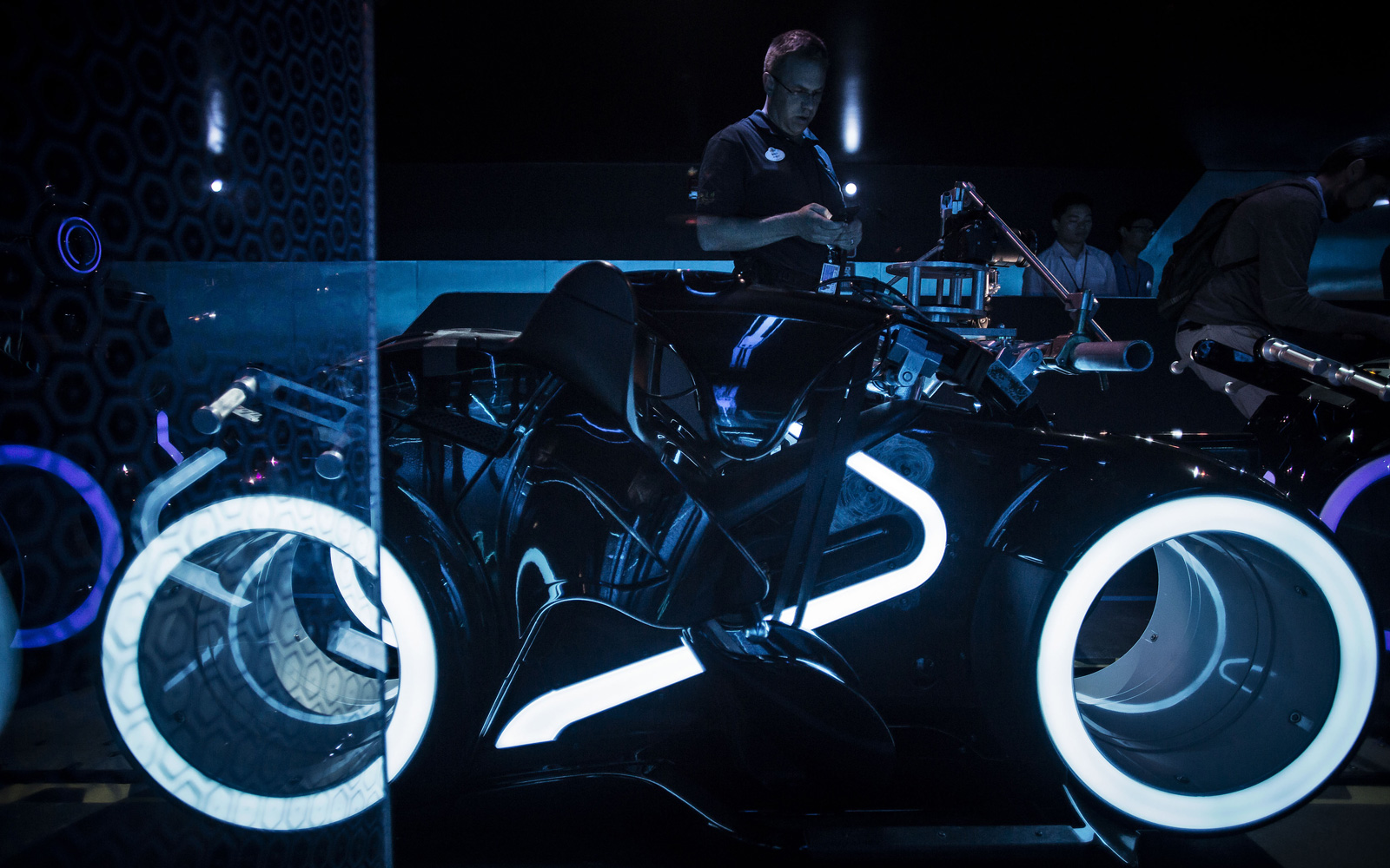 The Tron roller coaster is coming to Disney World.