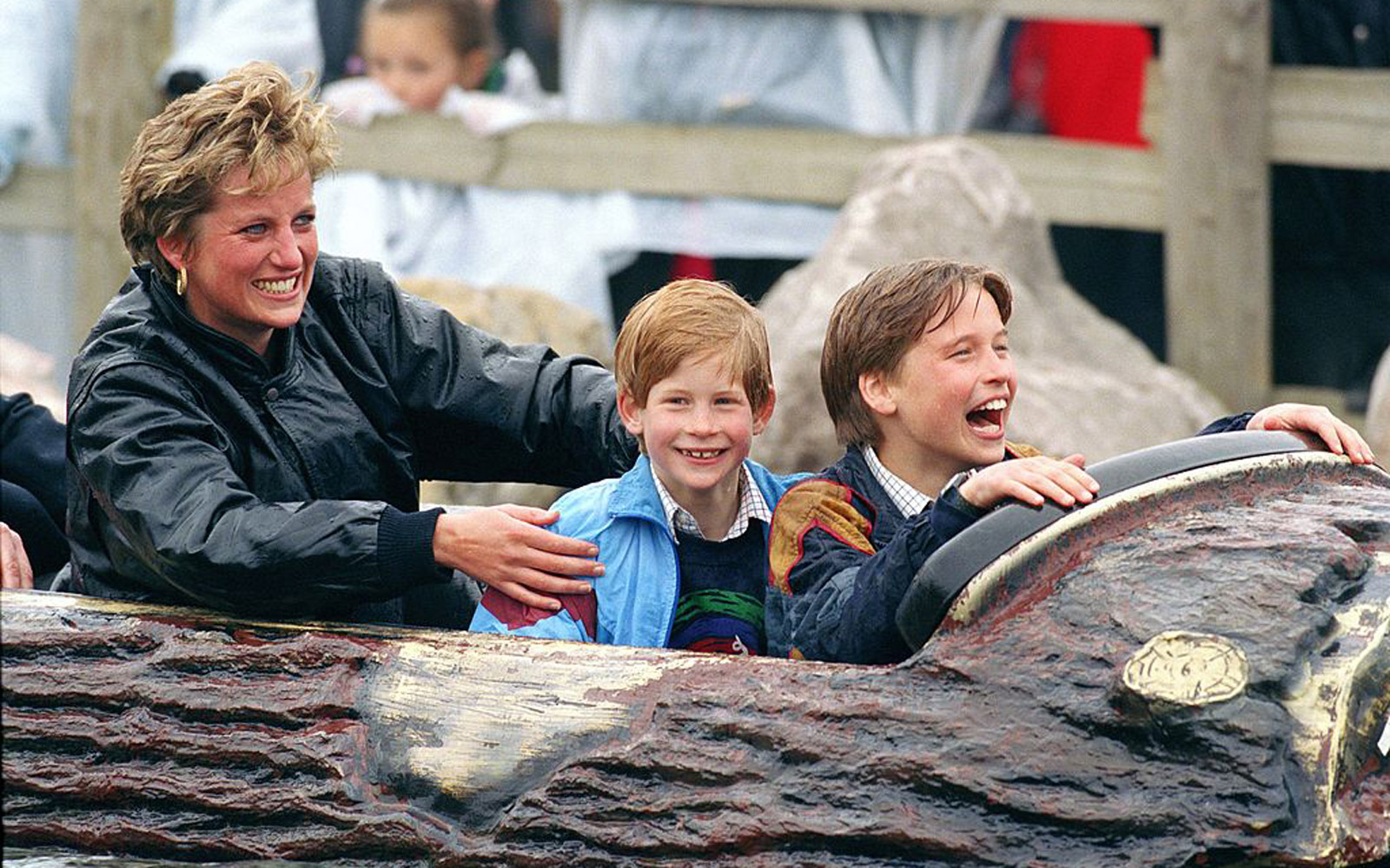 Why Prince William and Prince Harry Regret Their Last Call With Princess Diana