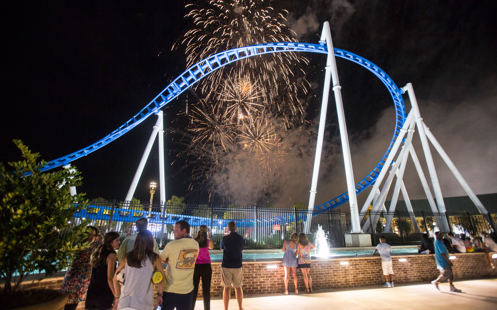 The Gulf Coast Is Getting Its First Amusement Park in Over a Decade