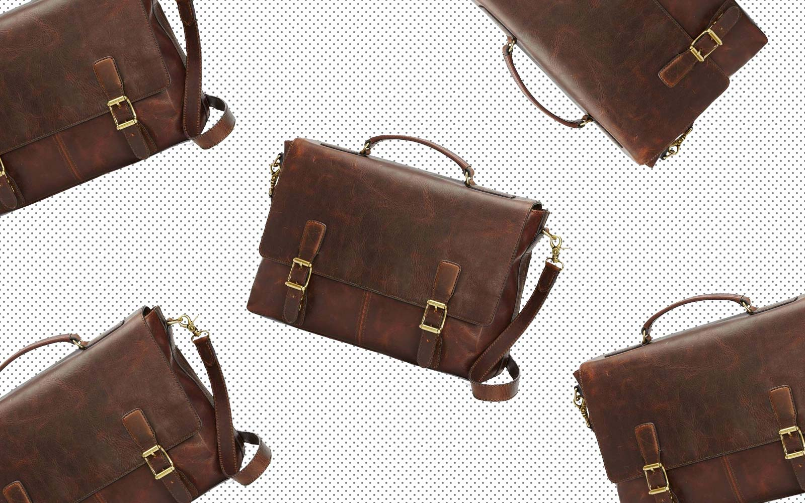 The Best Men's Leather Briefcase for Business Travel