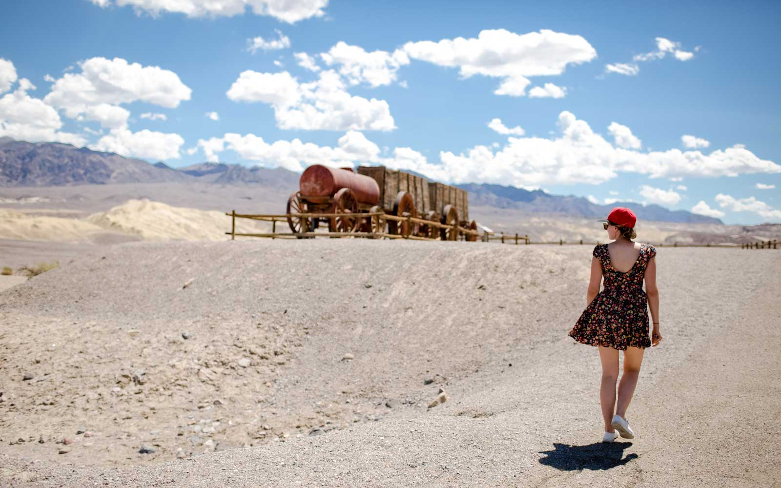 Death Valley and the Furnace Creek area