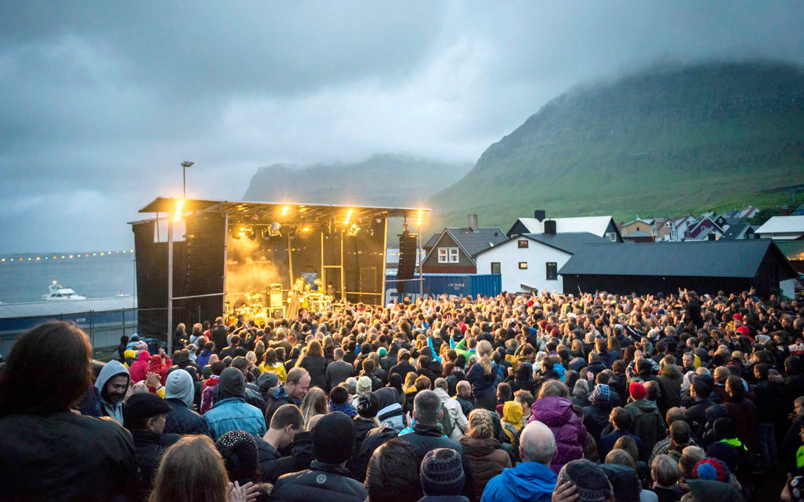 This Music Festival in the Faroe Islands Is Magic