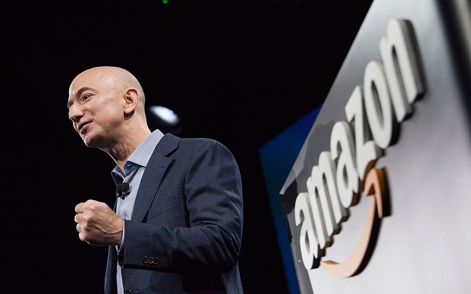 Jeff Bezos Just Became the Richest Person in the World