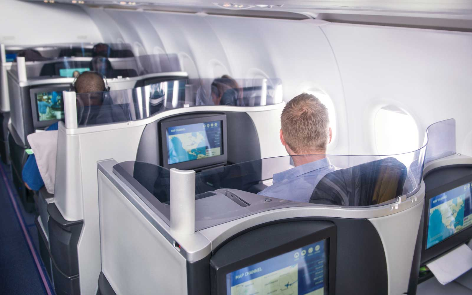 Jet Blue Upgrades