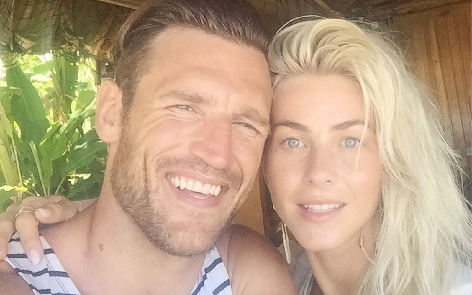 Julianne Hough Is Honeymooning in the Same Spot As Will and Kate