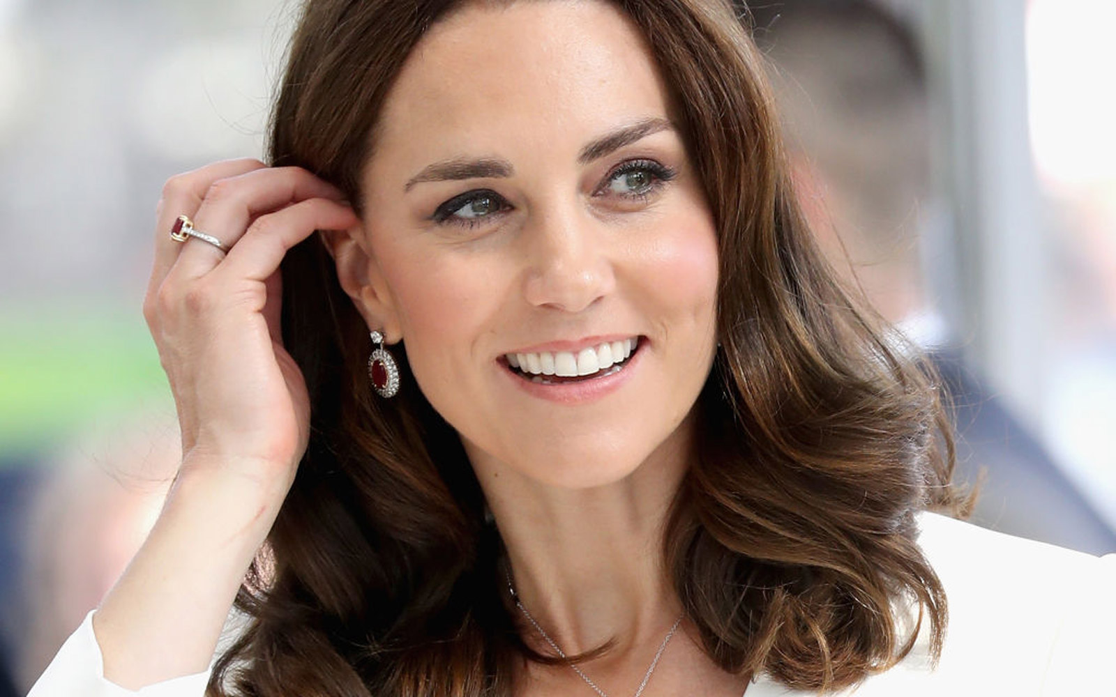 Kate Middleton Shoots Down 'Perfect Princess' Compliment With Four Words