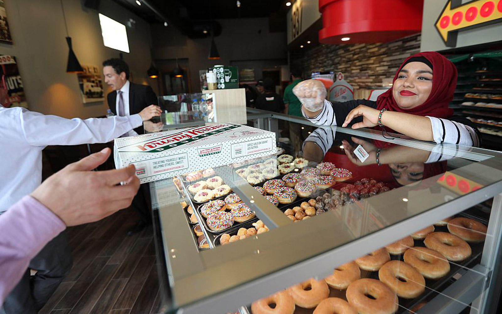 How to Get a Dozen Krispy Kreme Donuts for 80 Cents