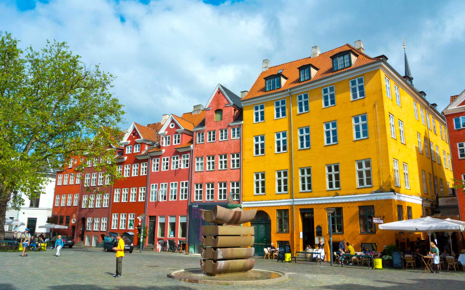 Latin Quarter in Copenhagen