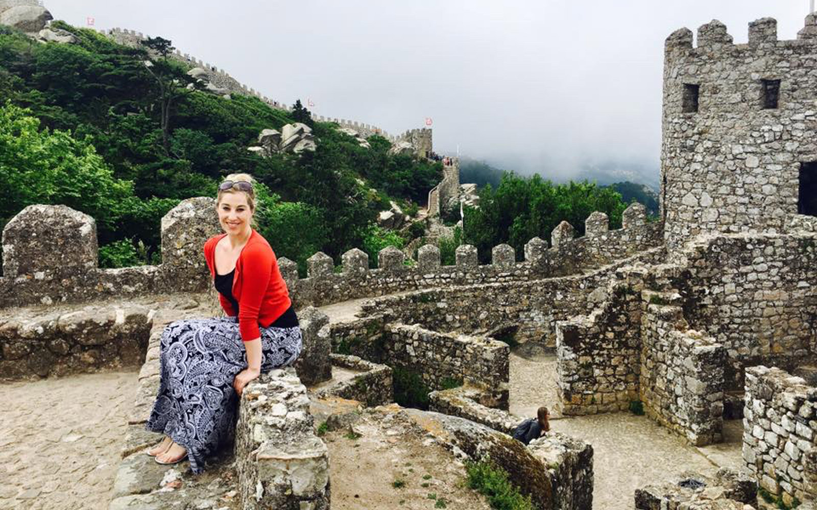 How a 28-year-old Lawyer Quit Her Job to Travel the World for Free