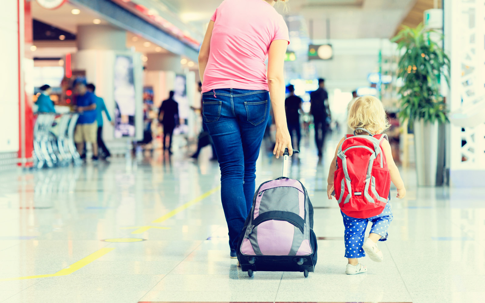 What This Mom Has Learned After Moving Her Two-year-old to 47 Cities