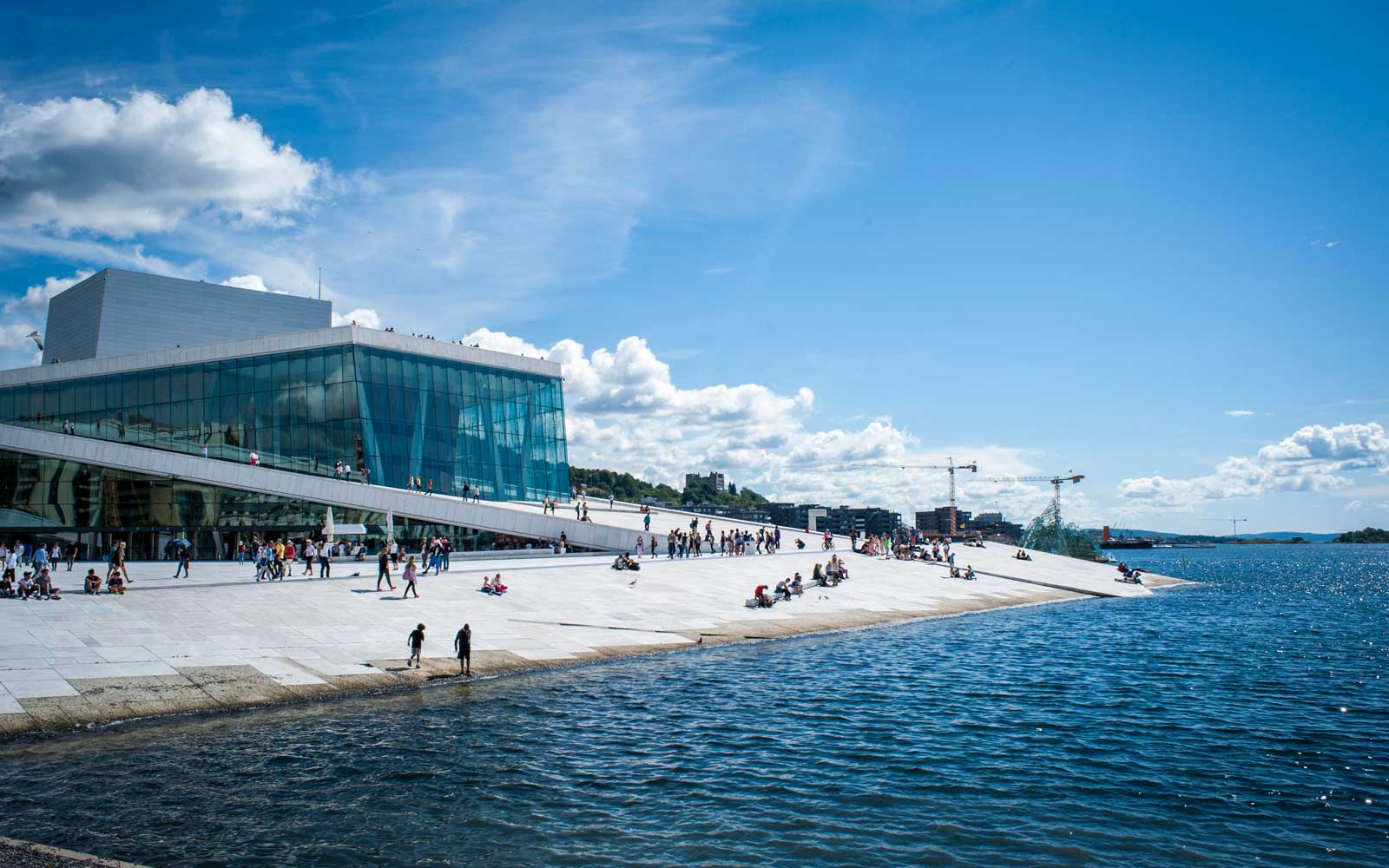 Things to See and Do on Oslo's Waterfront