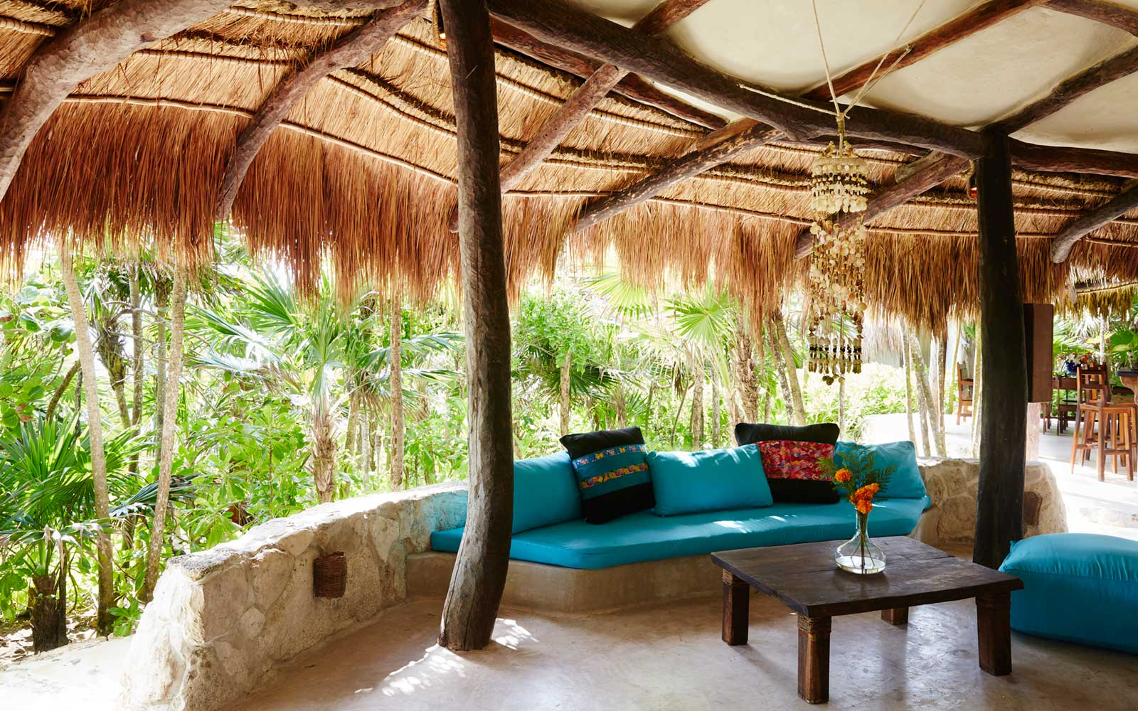 Papaya Playa, Tulum, Interior