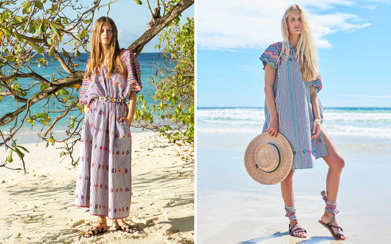 Lust-worthy Travel Find: Pippa Holt's Artisanal Kaftans