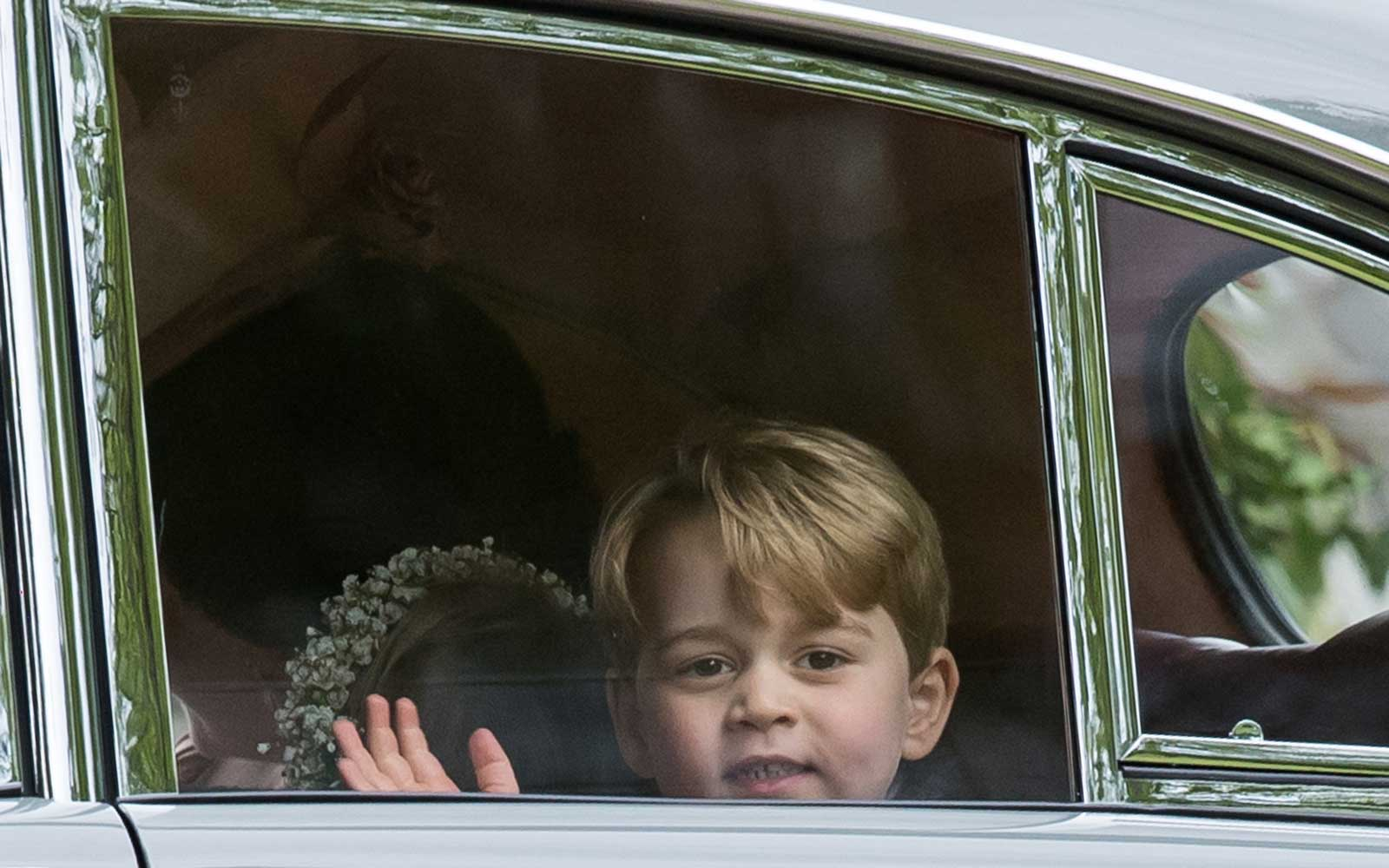 Prince George Turns 4: All the Countries He's Traveled to Already