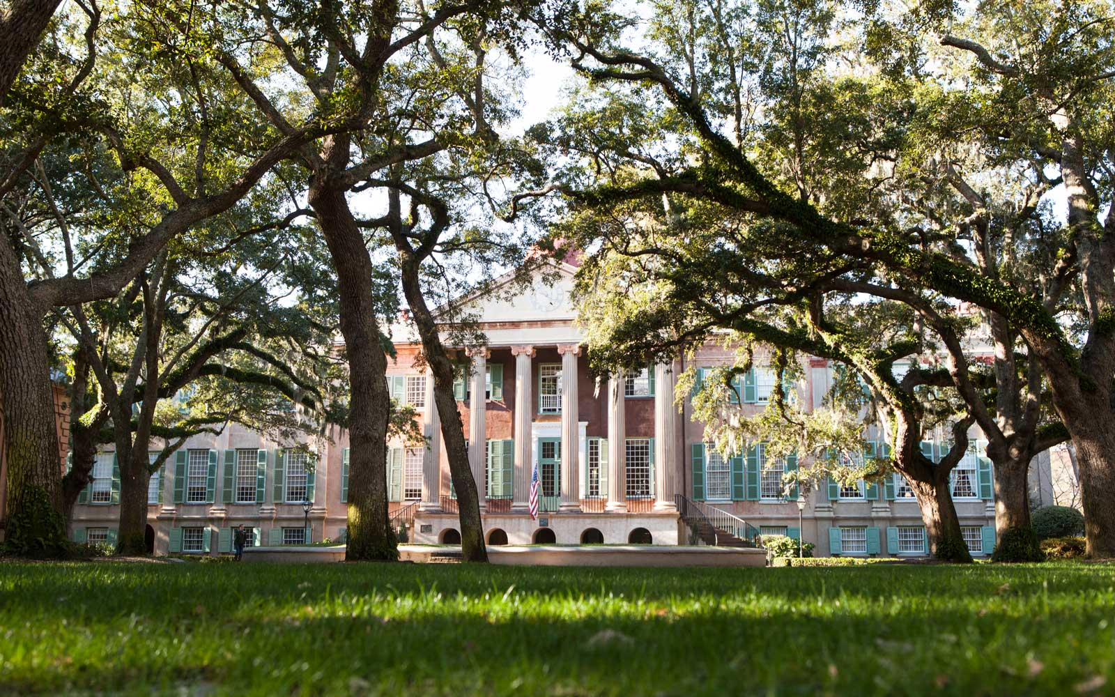 College of Charleston, America's Most Beautiful College Campus, in Photos