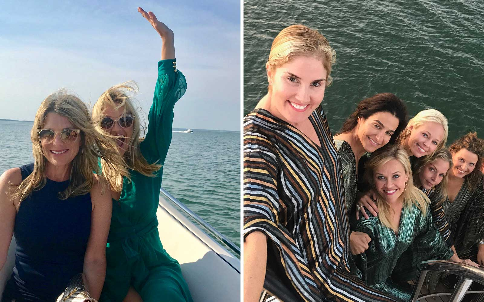 Reese Witherspoon's Vacation Photos Will Inspire Your Next Girls Trip