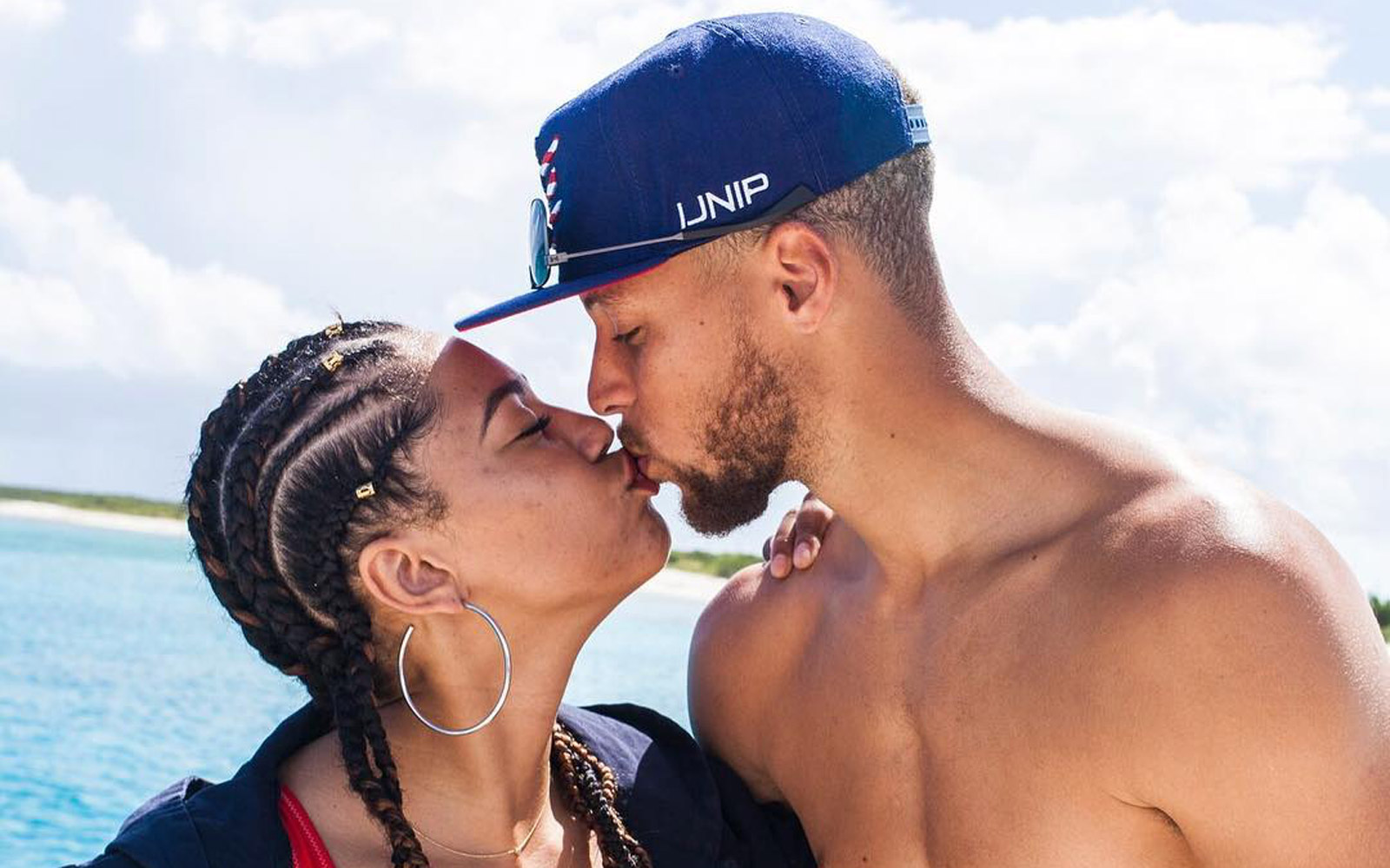 Ayesha and Steph Curry Are on a Dream Family Vacation in Turks and Caicos