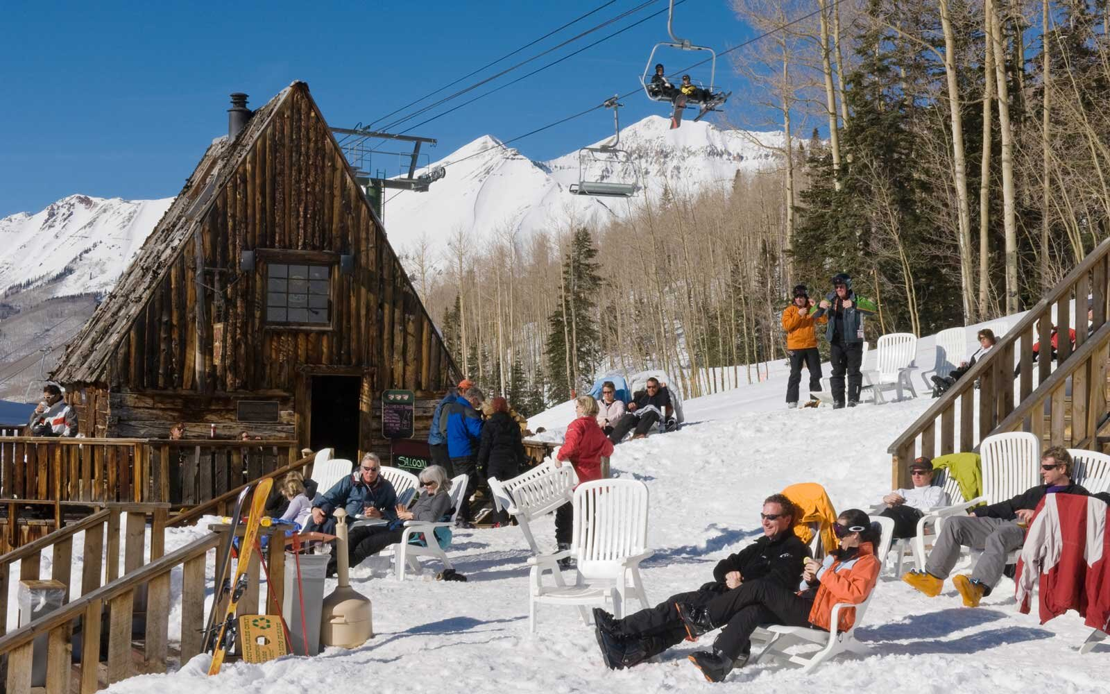 Best ski resorts in colorado for couples