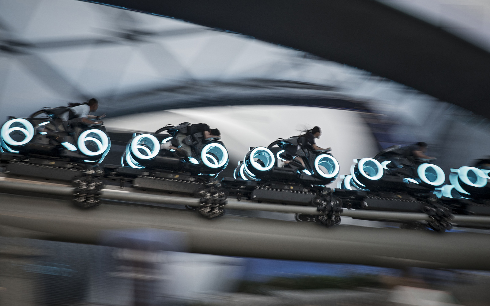 Get Excited: The Tron Roller Coaster Is Coming to Disney World