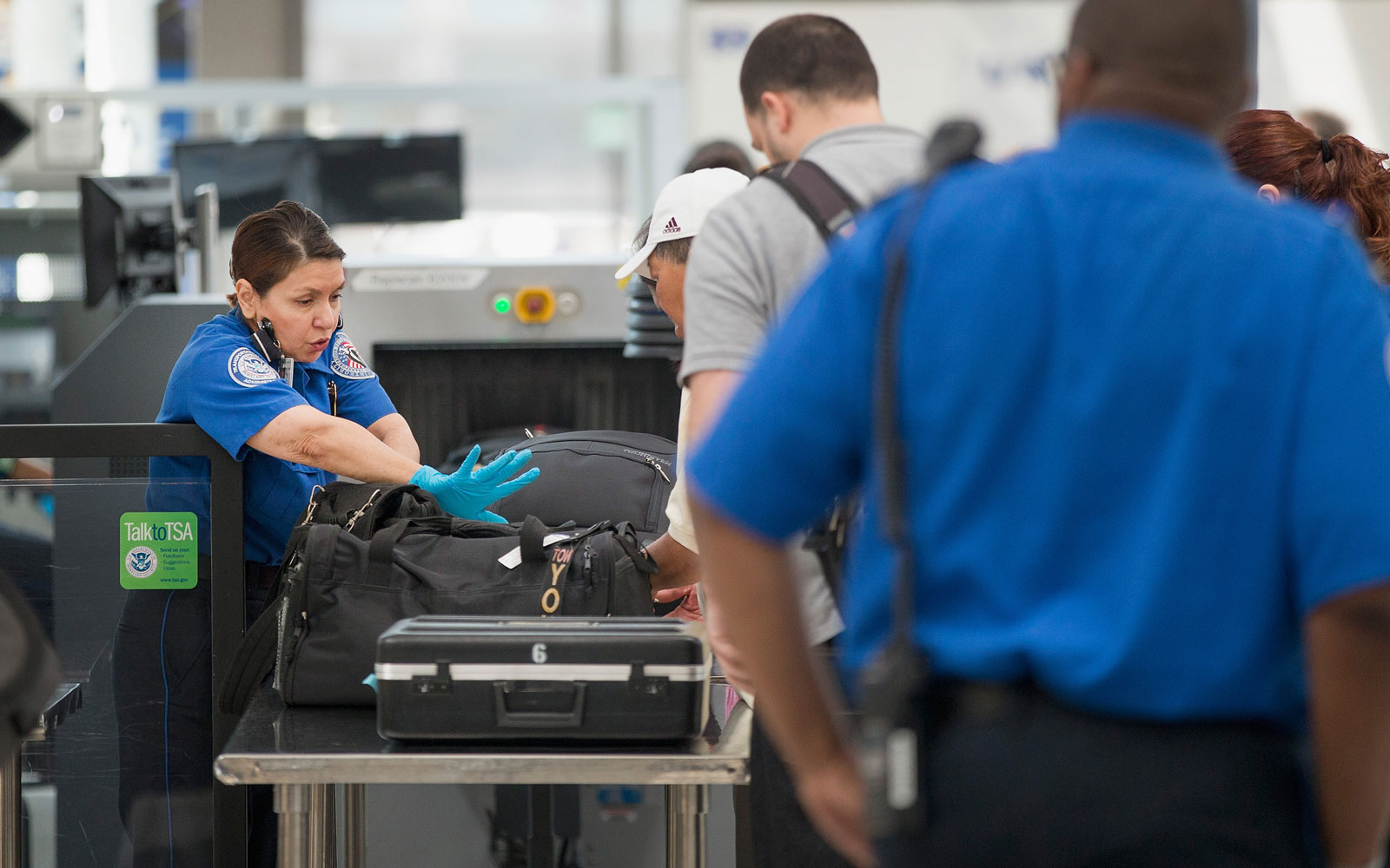 TSA Rolls Out New Electronics Rules for All U.S. Passengers