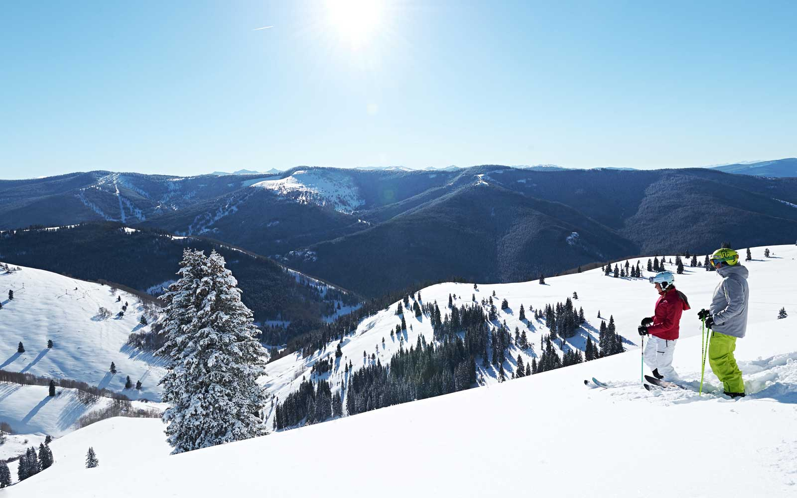 The Top Vail Ski Resorts for Hitting the Slopes